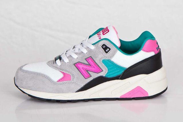 X Girl New Balance 580 3