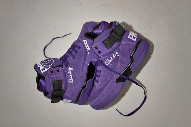 Ewing Athletics 330Hi Purple Suede 7