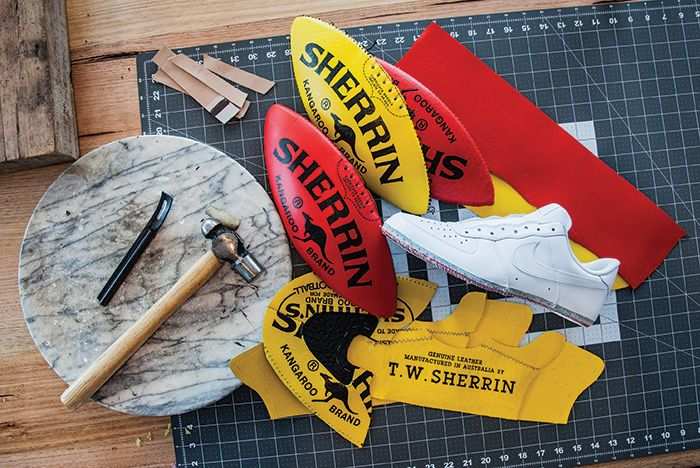 Sneaker Freaker X Bespokeind Melbourne Rules