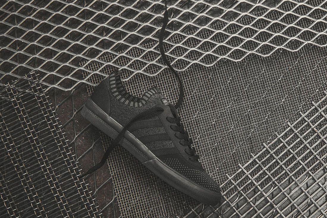 Adidas Lucas Premiere Adv Primeknit Triple Black 1