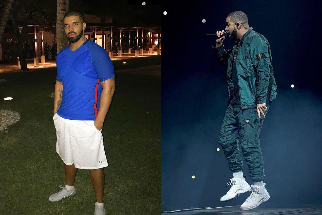 Drake Vapormax Air Jordan 12 OVO