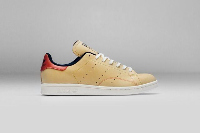 The Fourness Adidas Stan Smith Tan 3