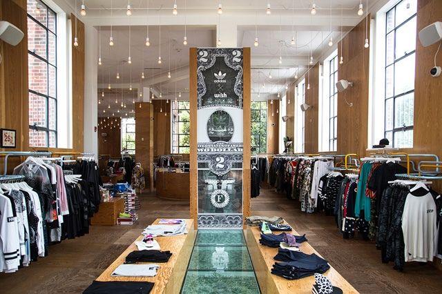 Look Inside Wish Atl Adidas Originals Installation 7