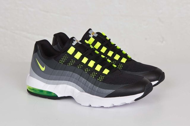 Nike Am95 Ultra Black Volt 4