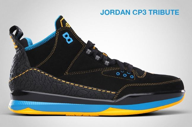 Jordan Cp3 Tribute Sunstone 1