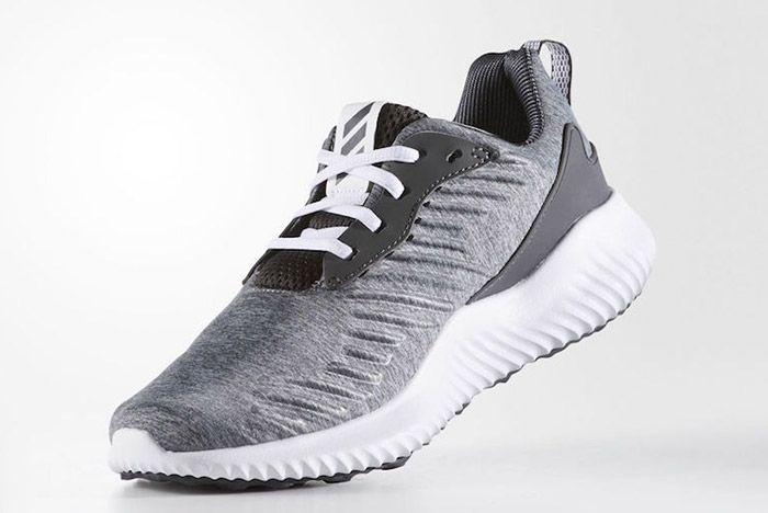 Adidas Alphabounce Grey Heather 7