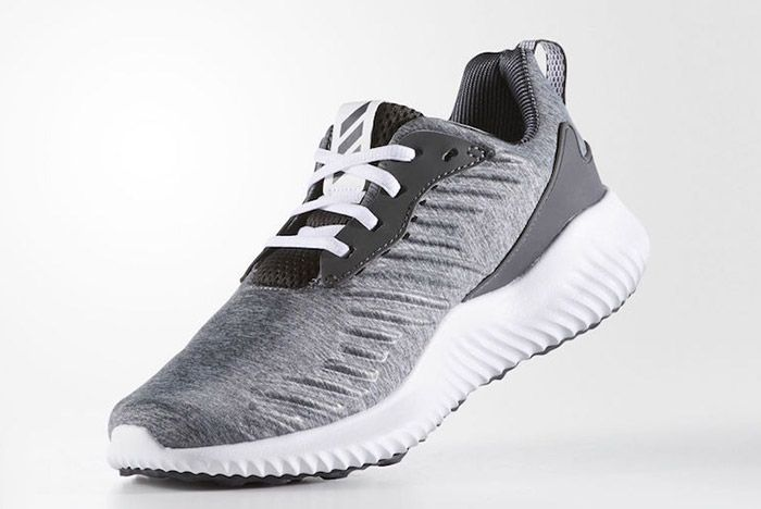 Adidas Alphabounce Grey Heather 7