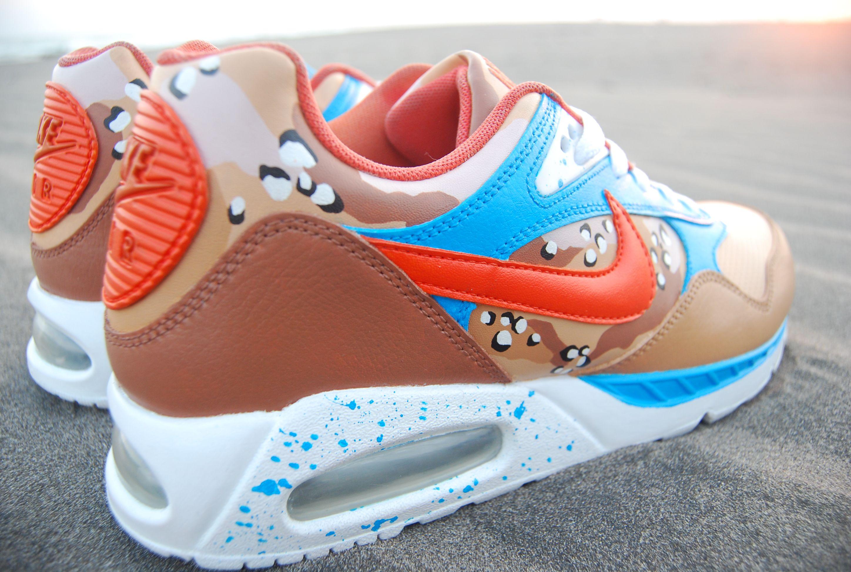 Nike Air Max Correlate Sevenzulu Heel