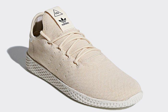 Pharrell Tennis Hu Linen Sneaker Freaker 8