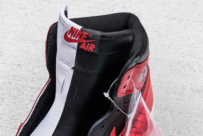 Air Jordan 1 Homage To Home Split Sample Tongue