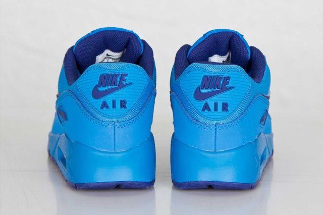 Nike Air Max 90 Gs Photo Blue 1