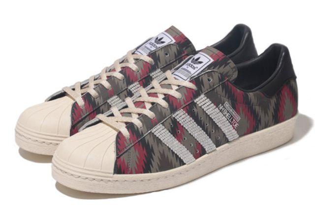 Adidas Originals By Neighborhood Footwear Collection 07