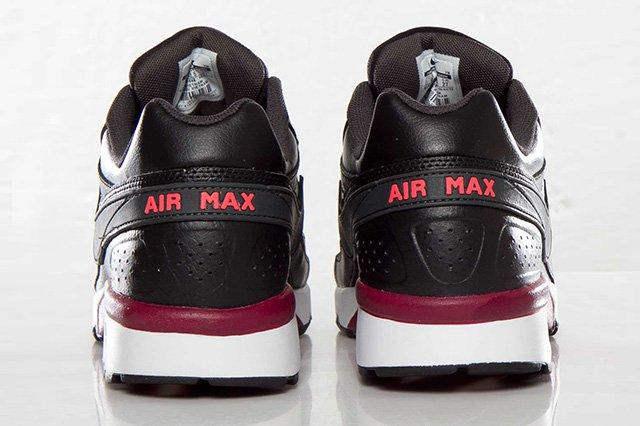 Nike Air Classic Bw Team Red Black