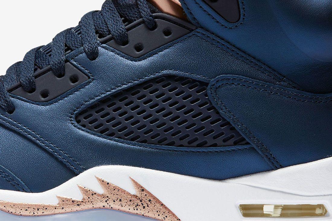 Air Jordan 5 Bronze 8