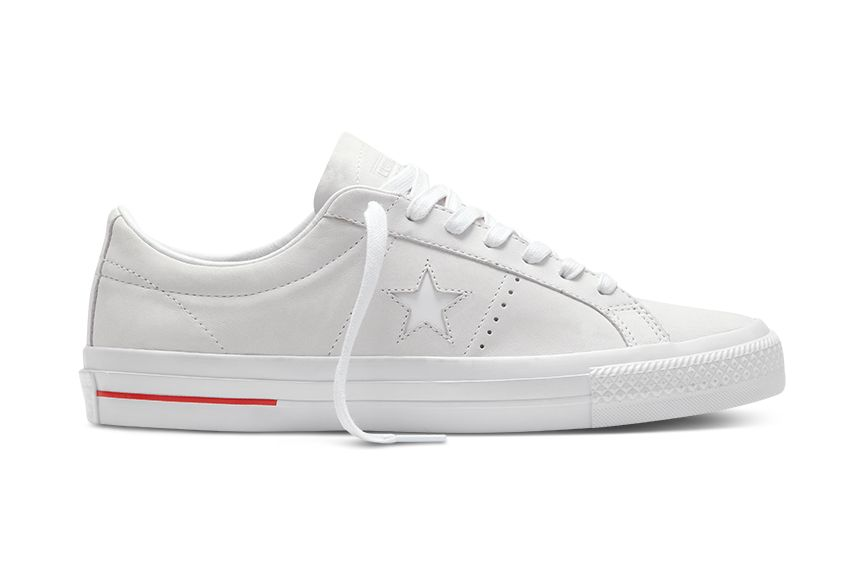 Converse Cons One Star Pro  White 33851