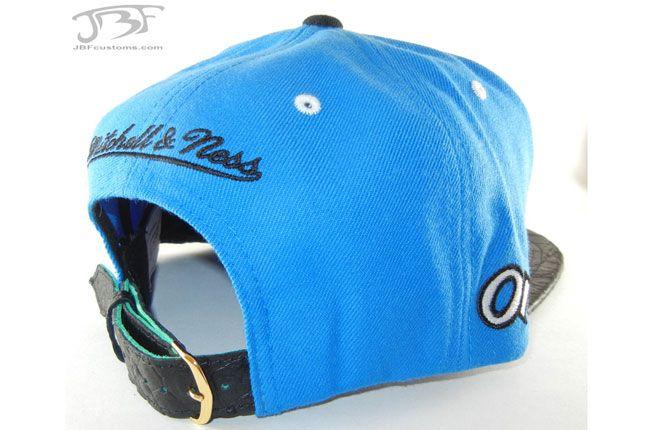 Jbf Custom Cap Orlando Magic 2 2