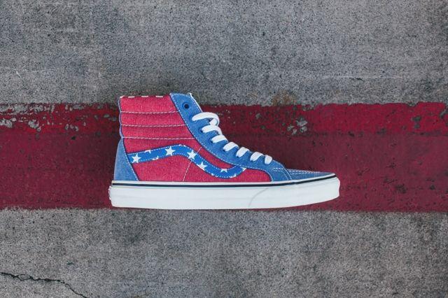 Vans Van Doren Stars And Stripes Pack 2