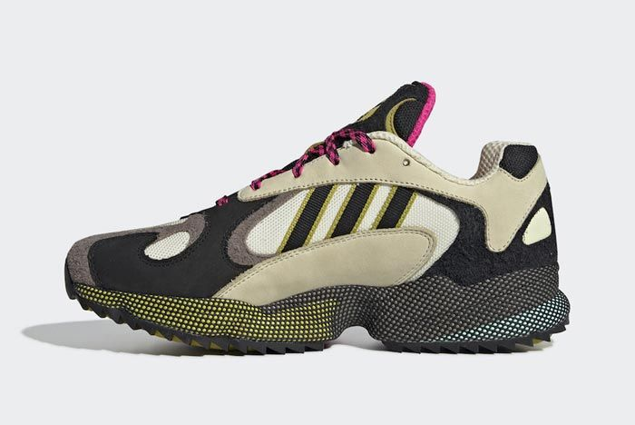 Adidas Yung 1 Trail Pink Medial