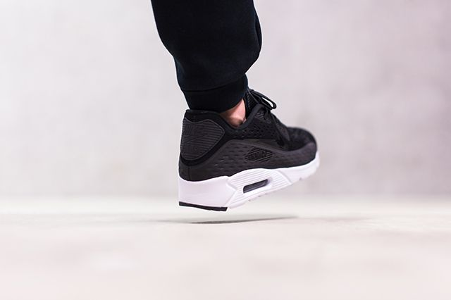 Nike Air Max 90 Br Black White 4