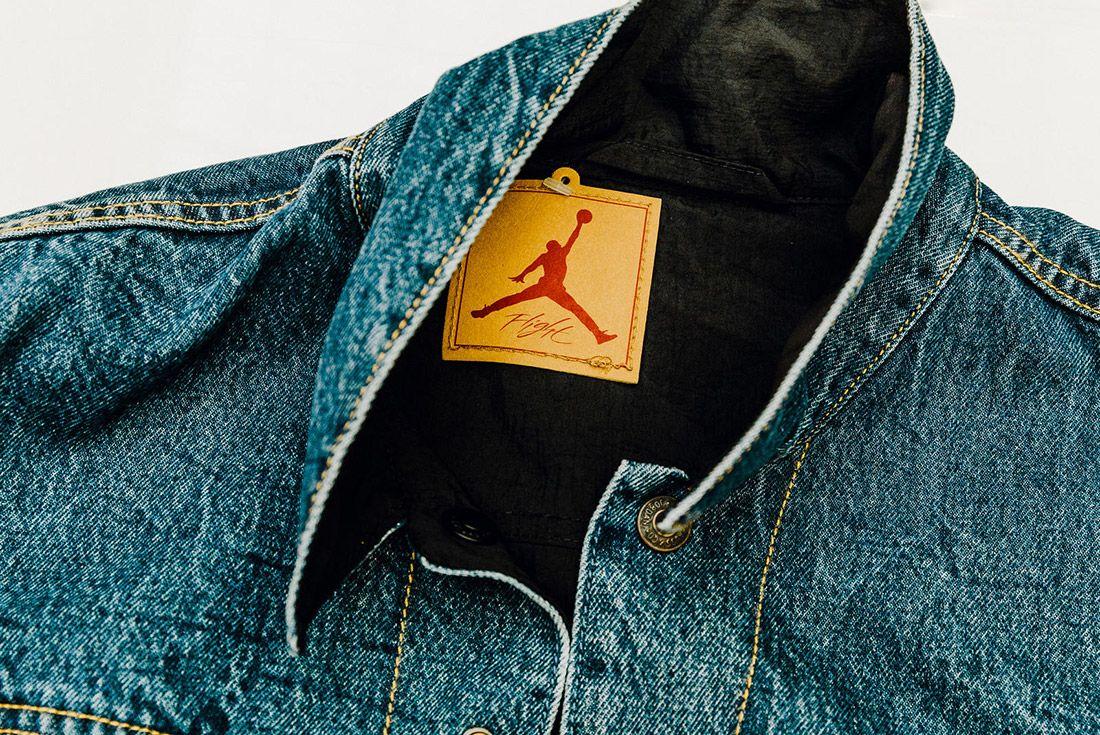 Levis Air Jordan 4 Denim 4