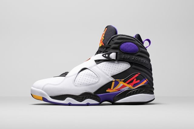Air Jordan 8 Three Times A Charm 5