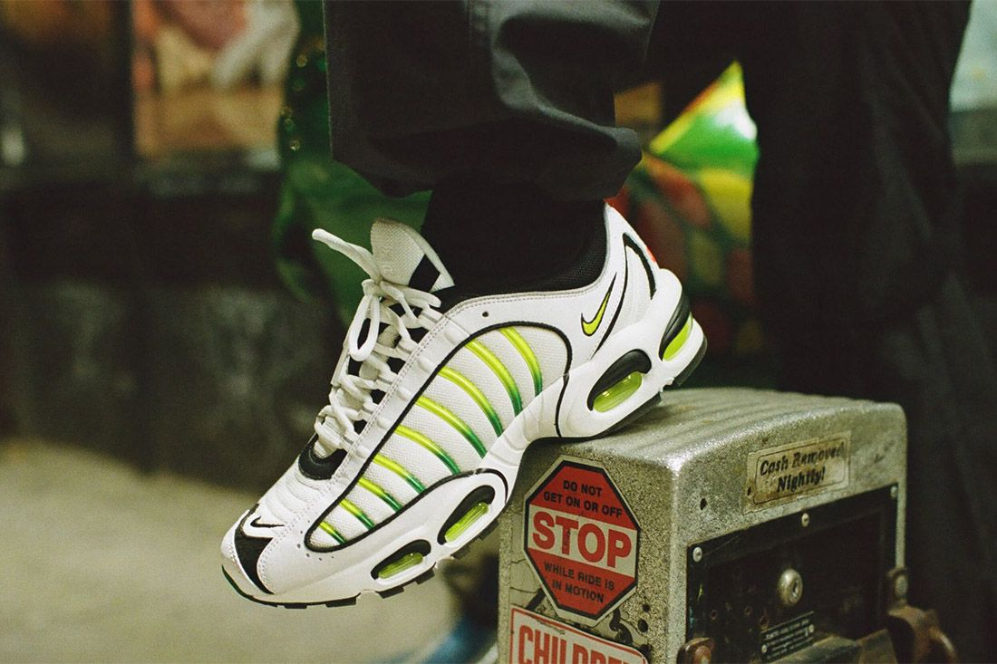 Hero Iv Nike Air Max Tailwind 4 Feature