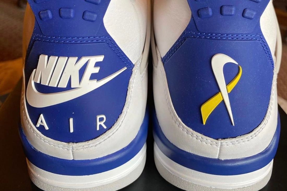 Make-A-Wish Air Jordan 4