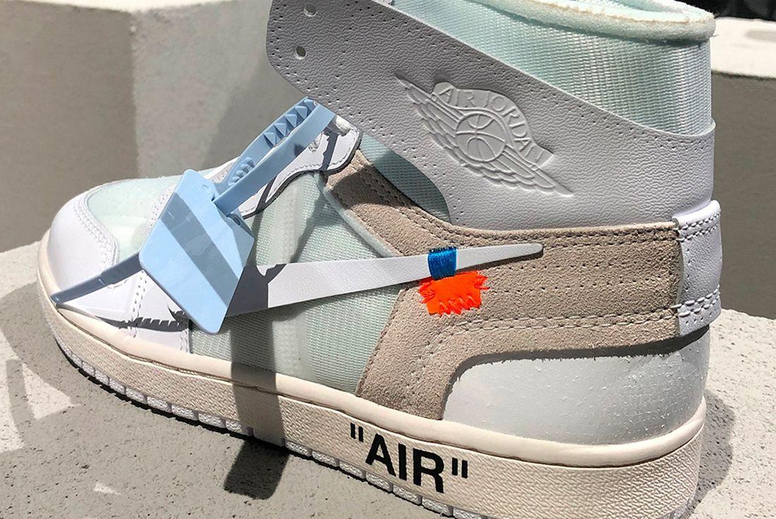 Off White Air Jordan 1 Sneaker Freaker 3