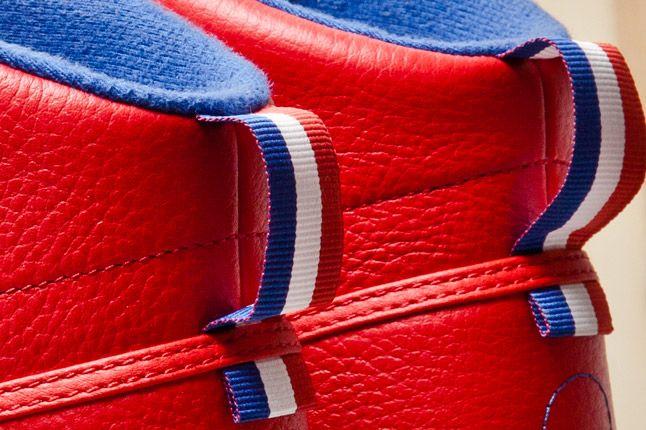 Lacoste Berrick Tricolour Red 2 Det 1