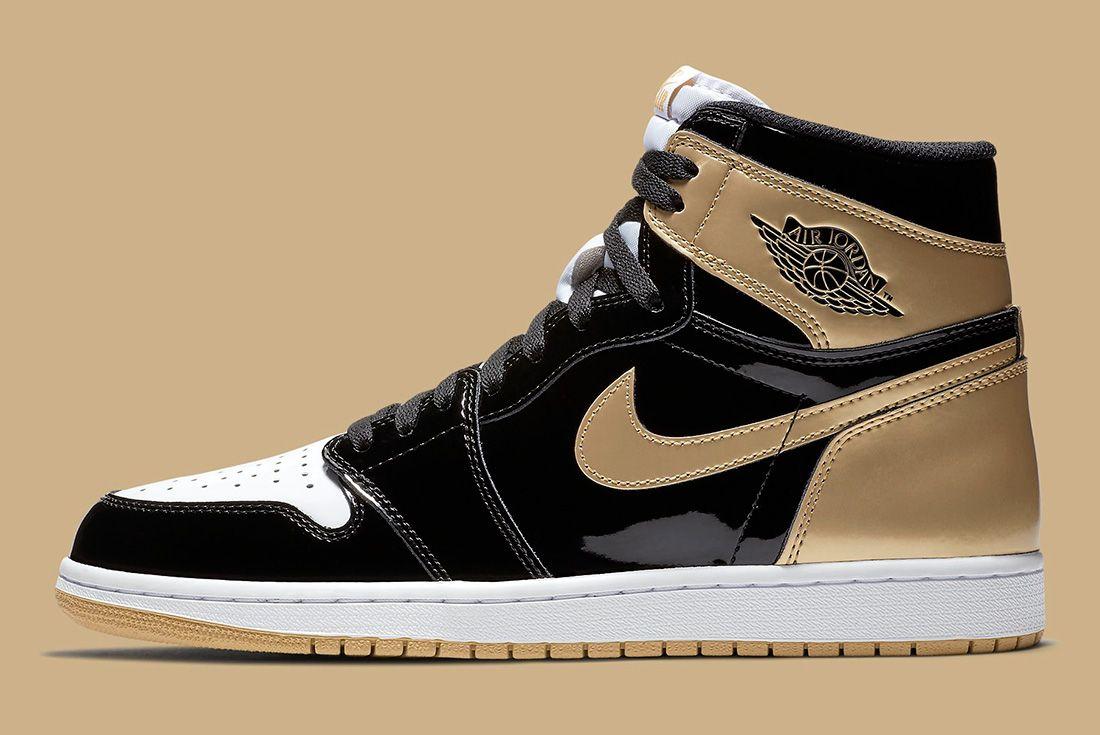 11 Gold Top 3 Air Jordan 1 Sneaker Freaker
