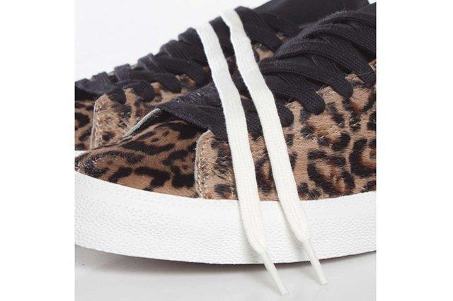 Adidas Match Play Leopard Side