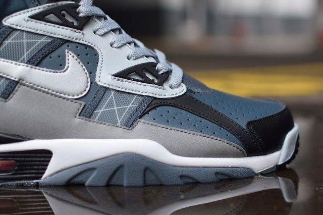 Nike Air Trainer Sc Grey Black Light 4