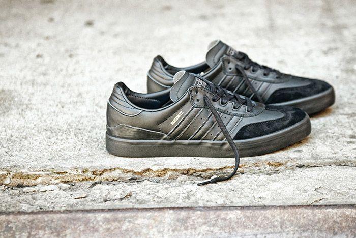 Adidas Busenitz Vulc Rx Black 3