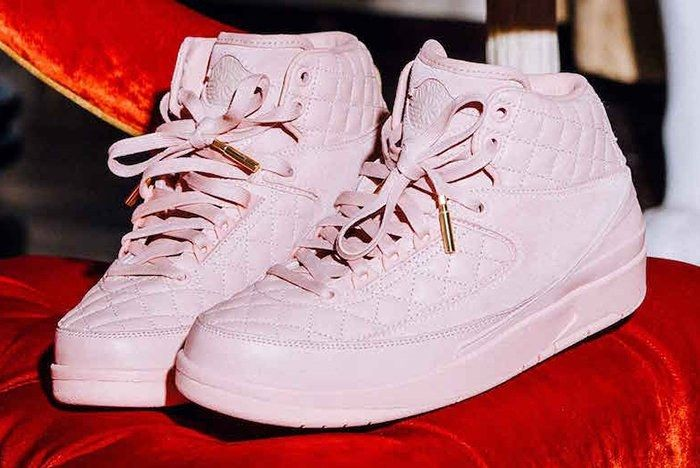 Just Don X Air Jordan 2 Arctic Orange4