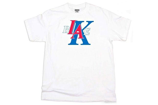 Tradition X Undrcrwn L A  Blake T Shirt1 1