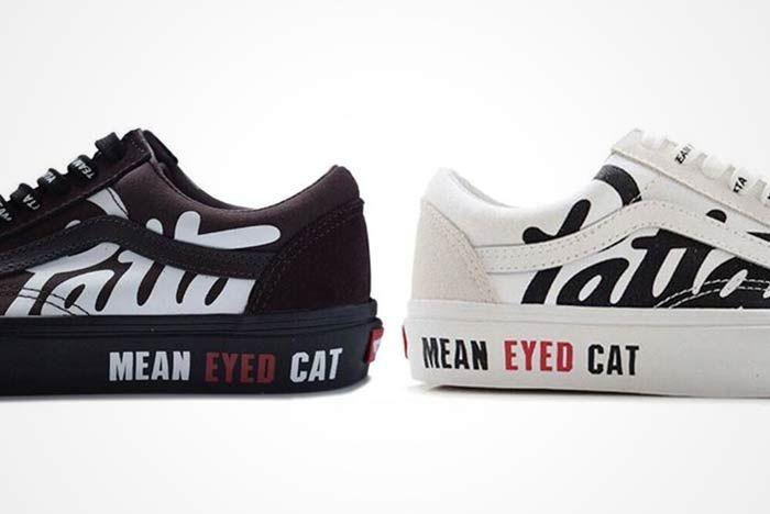Patta X Vans Old Skool Mean Eyed Cat 5
