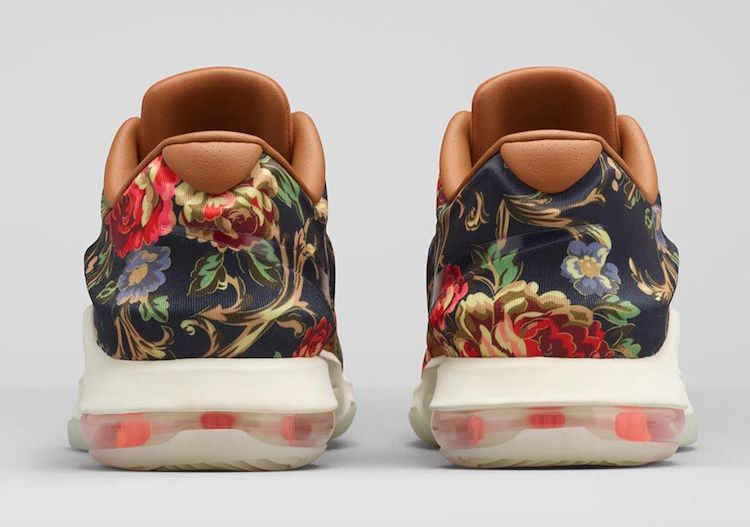 Nike Kd 7 Ext Floral Official Images 5