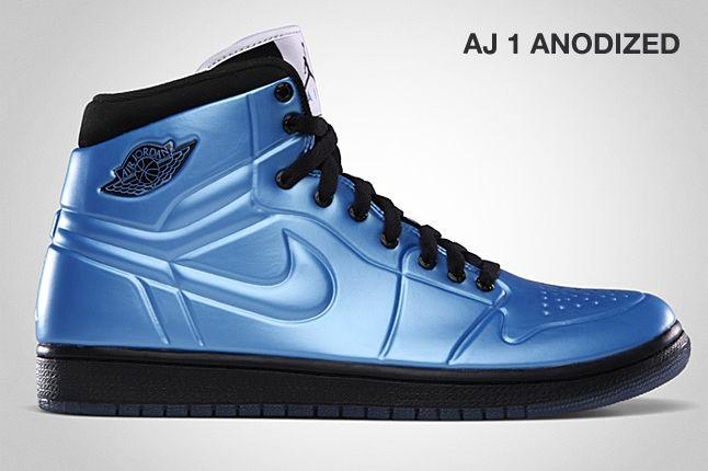 Jordan Aj 1 Anodized University Blue 1