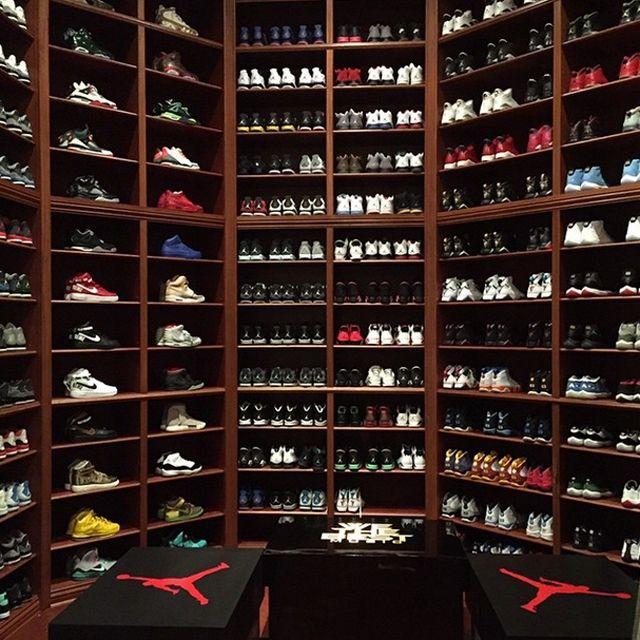 Sneaker Room Dj Khaled 4
