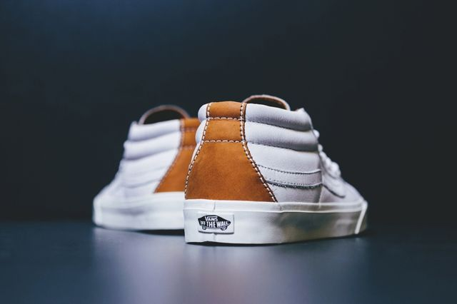 Vans Ca Leather Collection 7