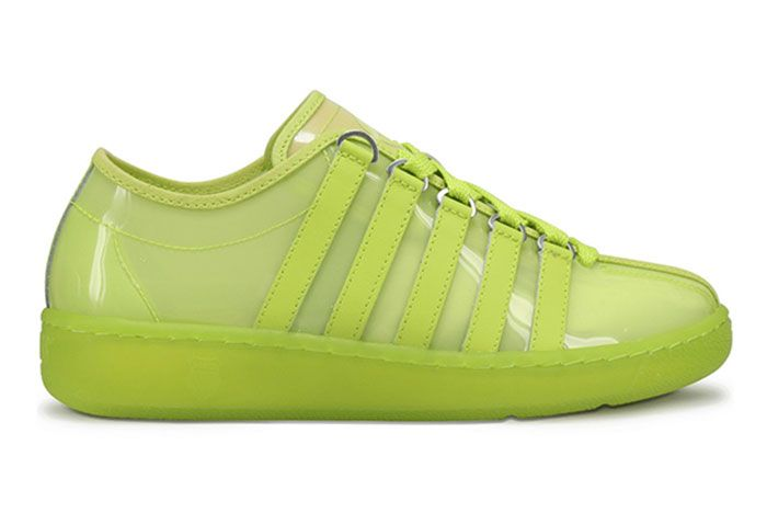 K Swiss Ghostbusters Classic 2000 Slimer Lateral