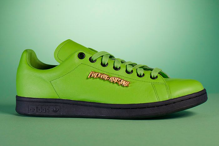 Green Fa Shoes 0216