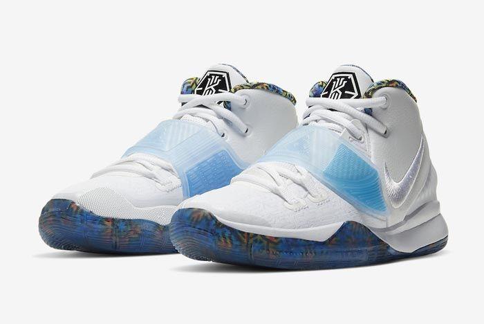 Nike Kyrie 6 Sapphire Pair