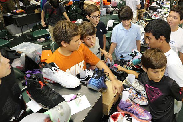 Sneaker Con Miami 201311