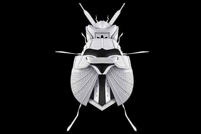 Skulls Bugs– Sneaker Art By Filfury 2