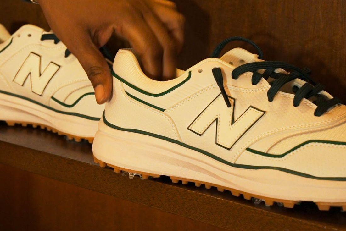 Malbon Golf x New Balance 997G