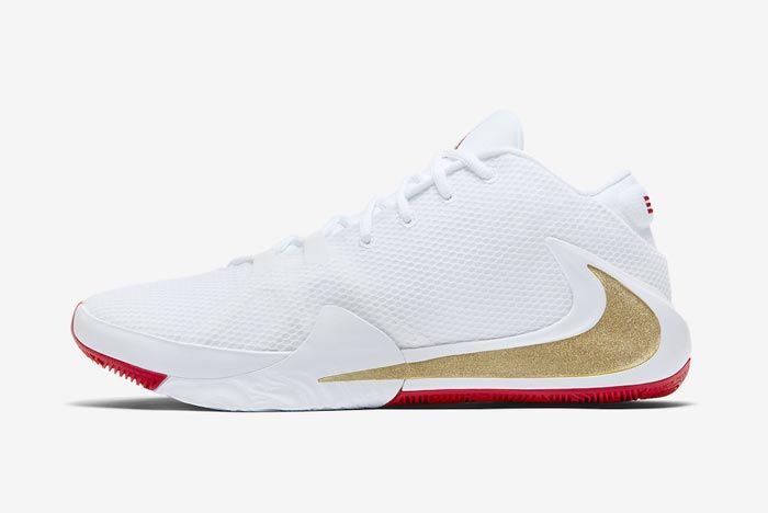 Nike Zoom Freak 1 Roses Lateral