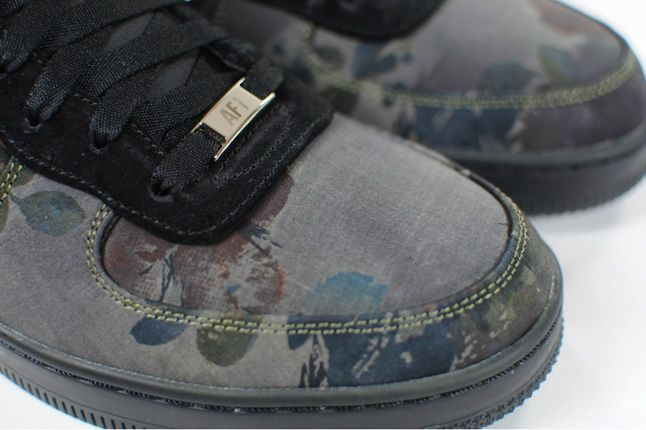 Liberty Of London Nike Air Force 1 Downtown Details 1