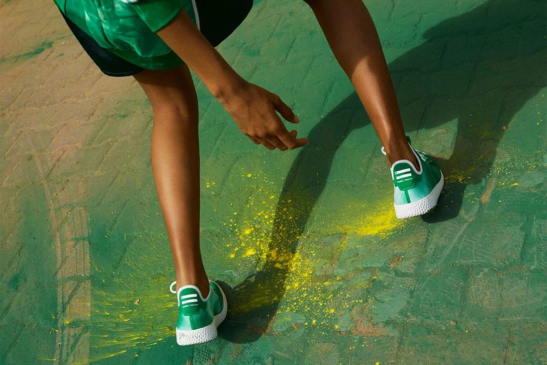 Pharrell Williams Adidas Tennis Hu Holi 4