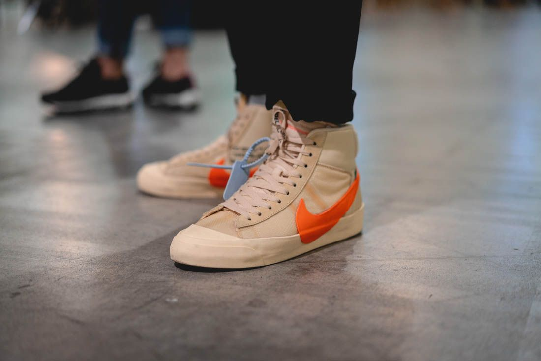 Sneakerness Cologne 2019 Recap On Feet 11 Off White Blazer